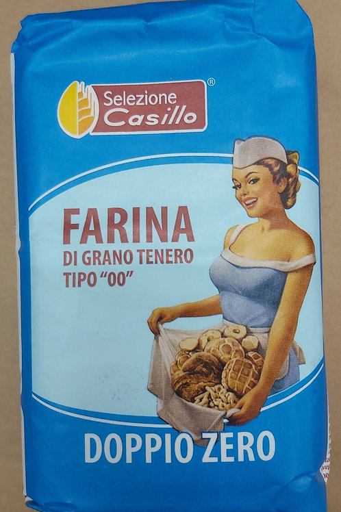 Castillo 00 Flour 1kg