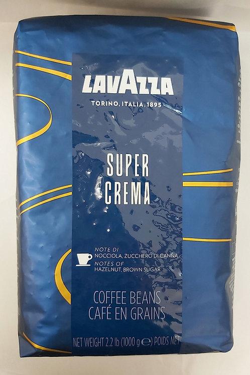 Lavazza coffee beans Super Crema