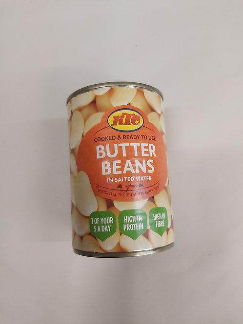 Butter  Beans 400g