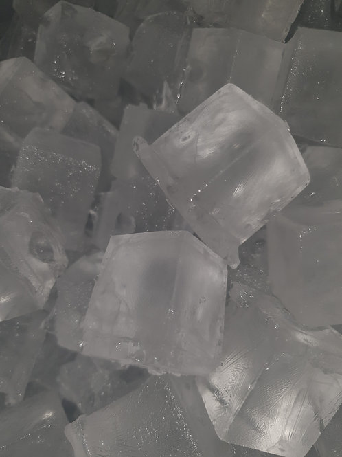 Ice cubes 2kg bag