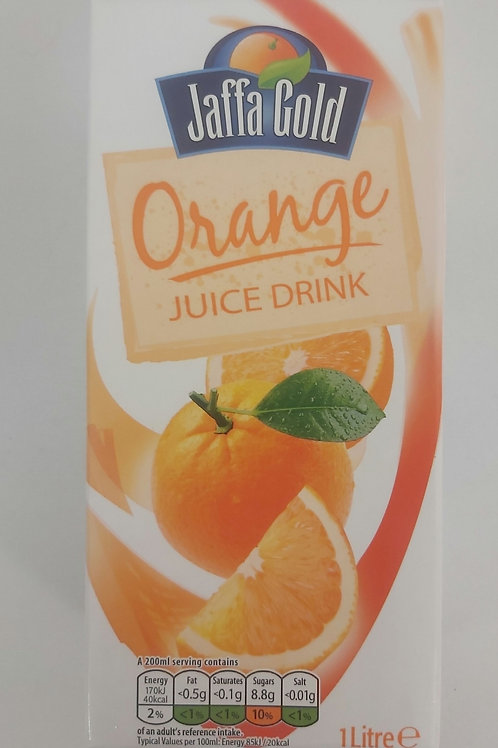 Jaffa Gold Orange Juice 1L ( Best Before End FEB 21)