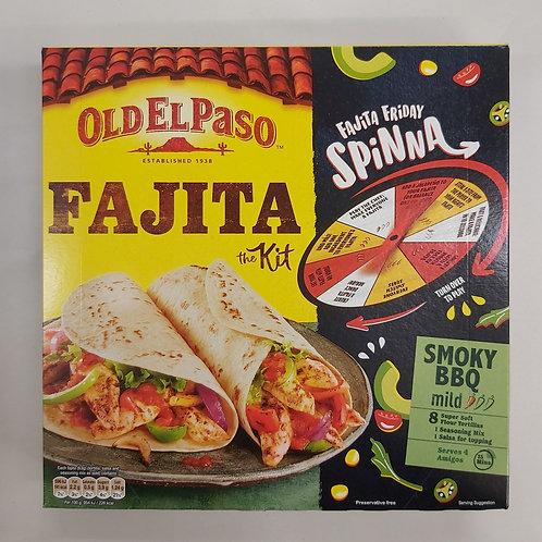 El Paso Fajita Kit (Smoky BBQ) 500g