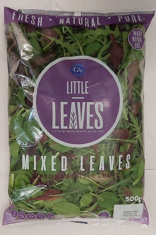Baby mix leaves 500g