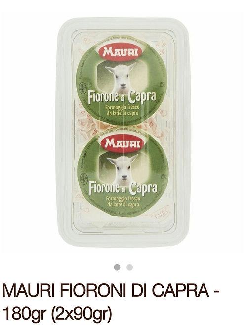 Mauri Fioroni di Capra 180g 2x90g