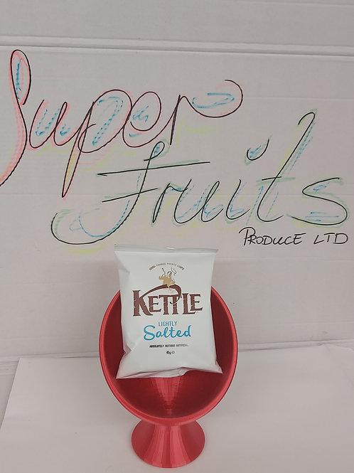 Kettle Lighty Salted 40g e