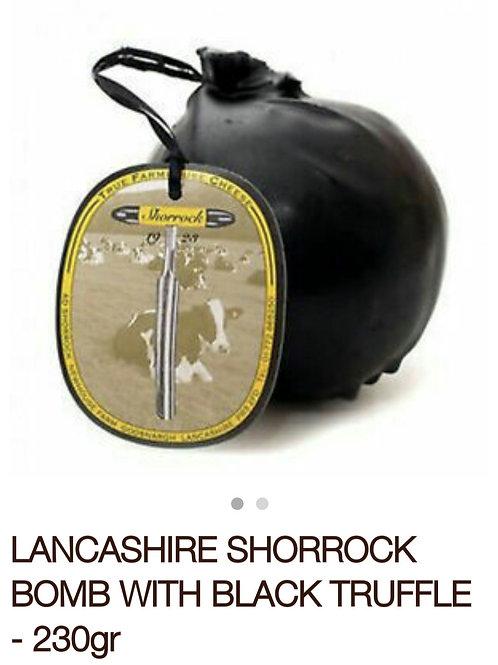 Lancashire shorrock bomb with black truffle 230g