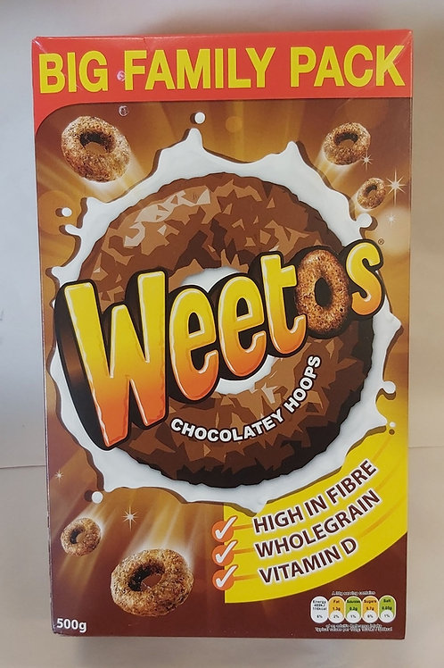 Weetos Hoops 500g