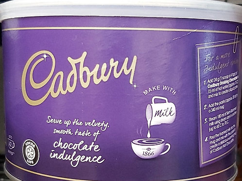 Cadbury Chocolate Powder 1kg