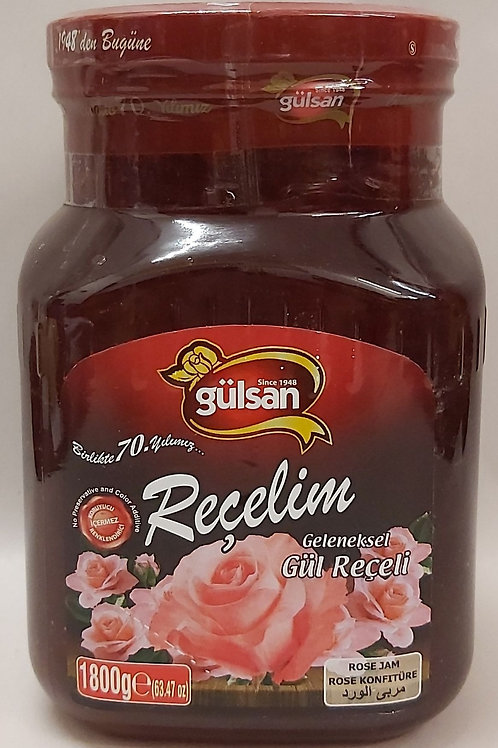 Rose Jam 1800g