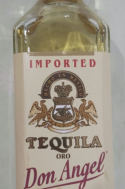 Don Angel Tequila 75cl