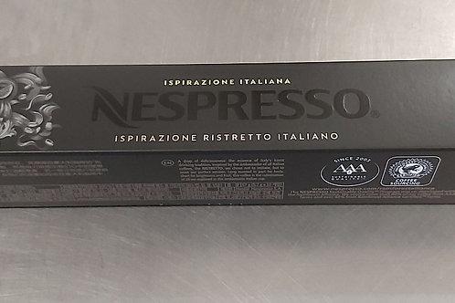 Nespresso Pods x 10 (Ristretto-Expresso)