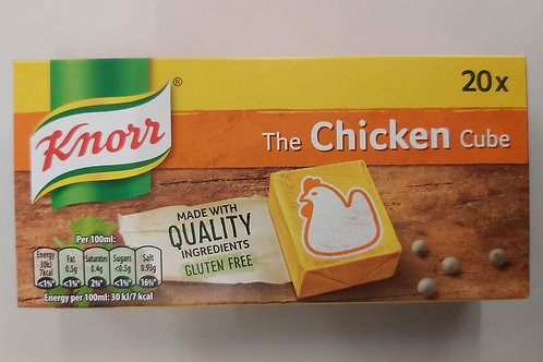 Knorr Chicken Stock Cubes x 20