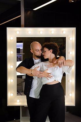 FILIPPO & ALESSANDRA con GRUPO ELEGANCIA