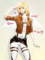 Historia Reiss ( Attack on titan ) Hot pics - Animehud