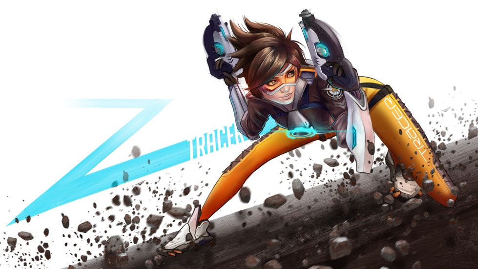 Video-Game-Overwatch-Tracer-HD-Wallpaper