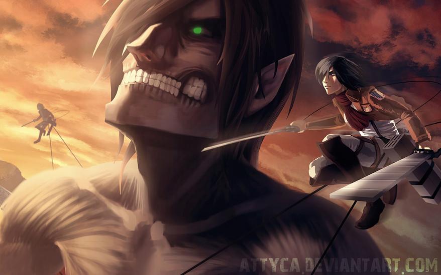 rogue-titan-eren-mikasa-ackerman-attack-