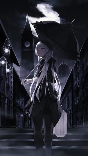 159-1591637_anime-girl-umbrella-dark-whi