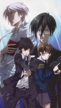 Psycho-Pass.Shinya-Kogami.Akane-Tsunemor