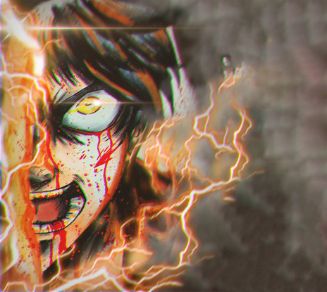 Eren-Yeager-In-AOT-Wallpaper,-HD-Anime-4