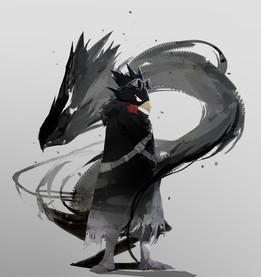 my-hero-academia-fumikage-tokoyami-anime
