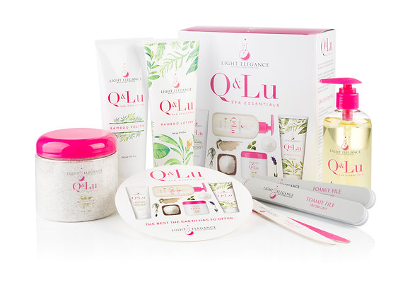 Q&Lu Spa Essentials Kit