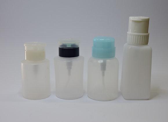 Polish Remover Pump Bottles