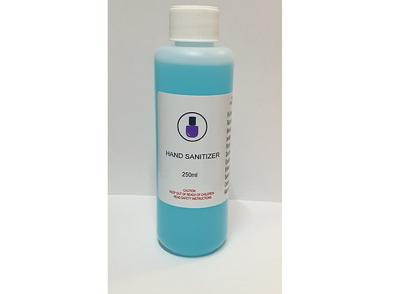 Hand Sanitiser 250ml