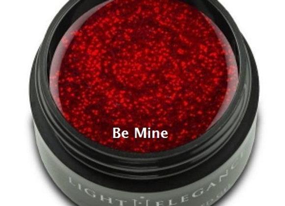 Light Elegance Glitter Gels - Reds