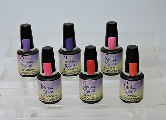 Perfect Nails Speed Gel Polish -Summer Collection