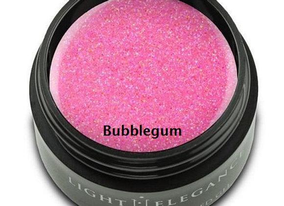Light Elegance Glitter Gels - Pink Brights