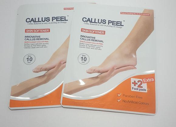 Callus Peel Skin Softener Patches