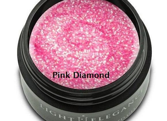 Light Elegance Glitter Gels - Pink Lights