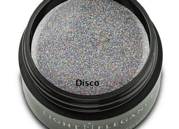 Light Elegance Glitter Gels - Silvers