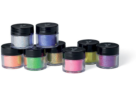 Young Nails Imagination Art Glitters - Las Vegas Collection