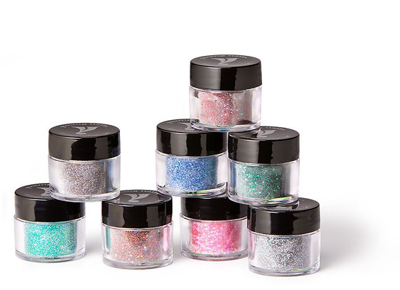 Young Nails Coloured Acrylic Block Party Collection