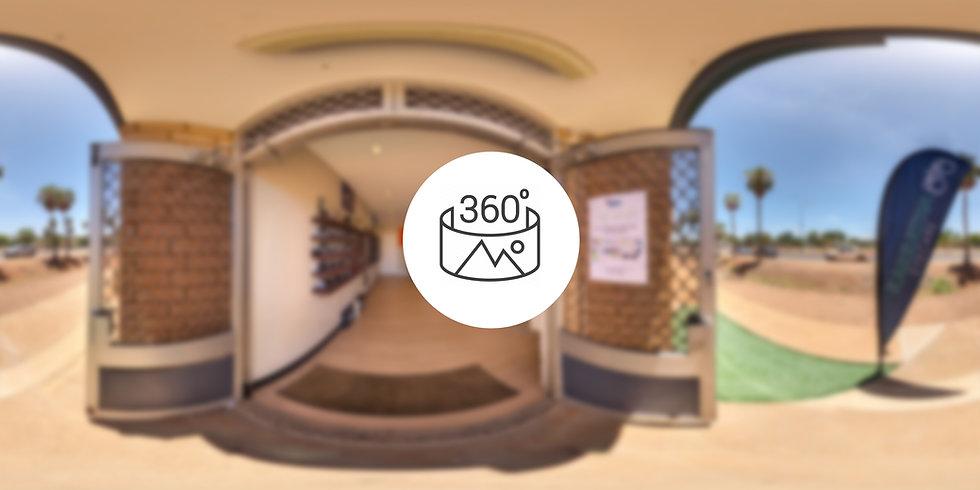 High Resolution 360º Virtual Tour of Karratha Eyecare by Fuzz Digial