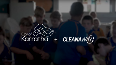 Kids and Recycling - Cleanaway & City of Karratha (2 of 3)