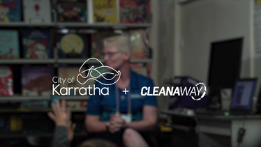 Kids and Recycling - Cleanaway & City of Karratha (1 of 3)