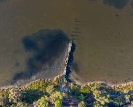 Broken Jetty - South of the River, Perth