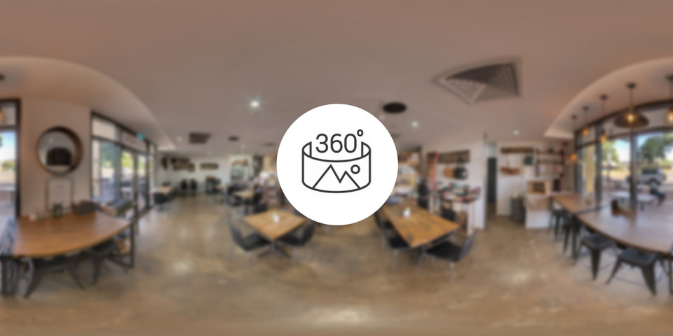Virtual Tour of Perth Local Cafe