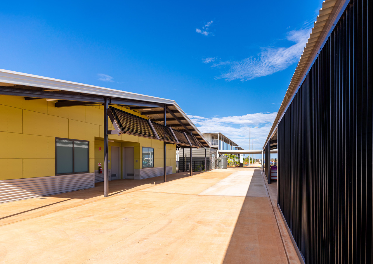 Bayview Village - Woodside FIFO Camp