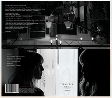 Tenielle Neda - Album Art Design