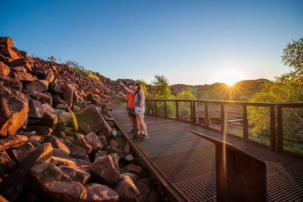 Ngajarli Trail - Murujuga National Park