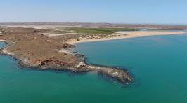 Settlers Beach, Cossack, Pilbara WA