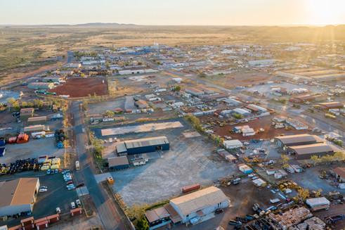 Pilbara Project Services - Light Industrial Area Karratha