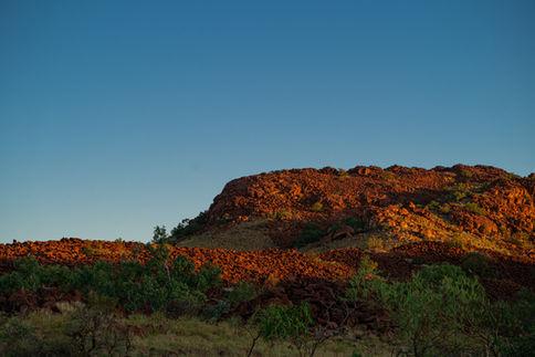 Indigenous Rock Art - Deep Gorge.