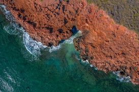 Legendre Island - Coastline