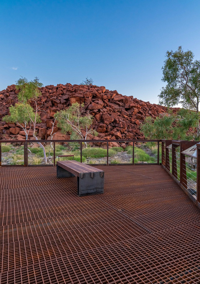 Murujuga Rock Art Boardwalk OPENING_AUG2