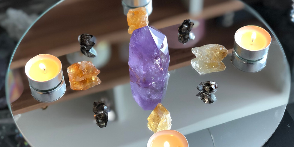 Enhance your life with Crystal Grid Level 1