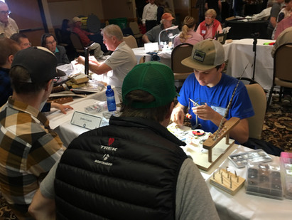 2018 Eastern Idaho Fly Tying Expo